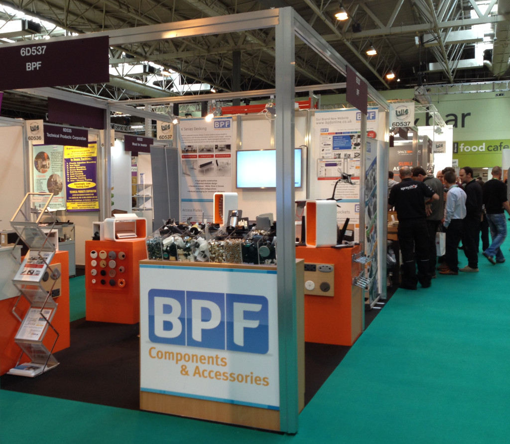 BPF Stand at W14