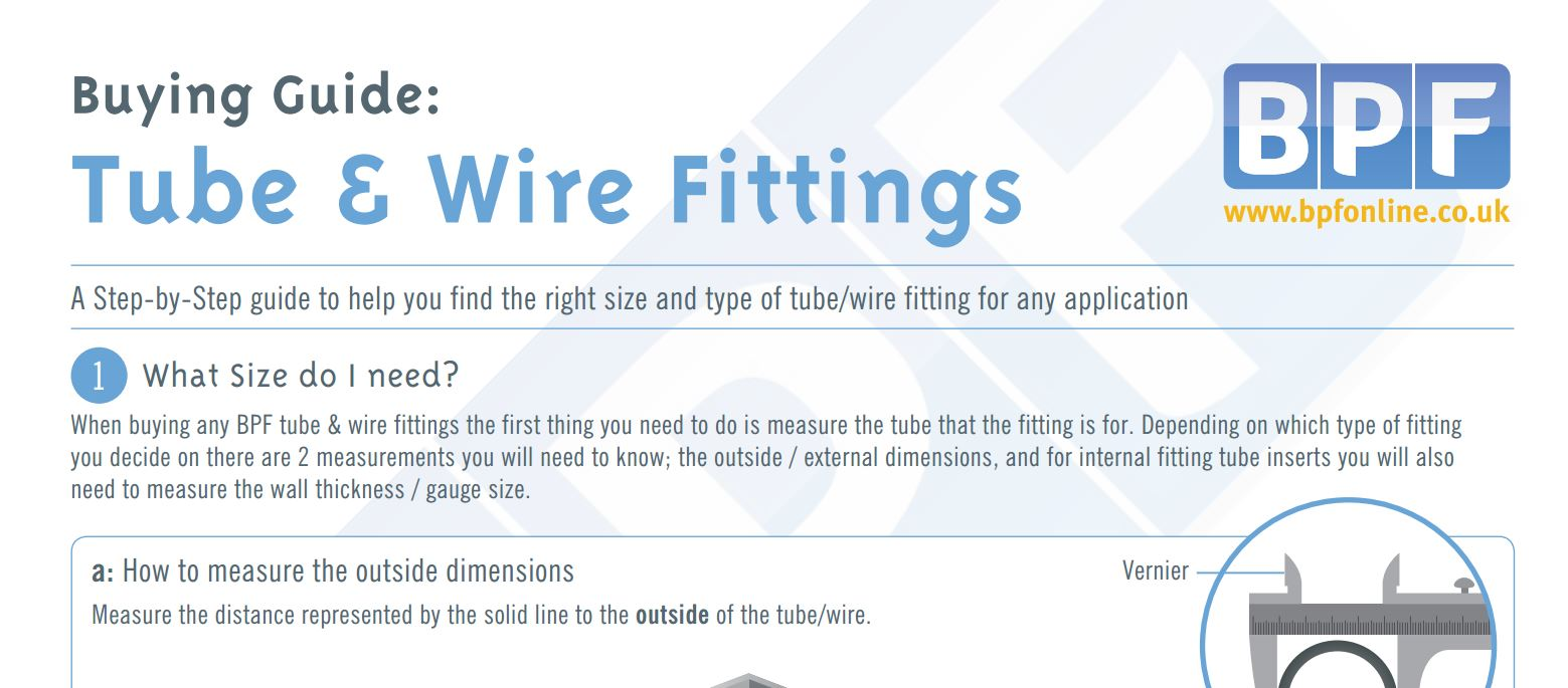 How to measure tube pipe tube inserts wire fittings bpfblog greentooth Image collections