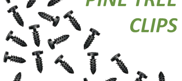 Pine Tree Clips