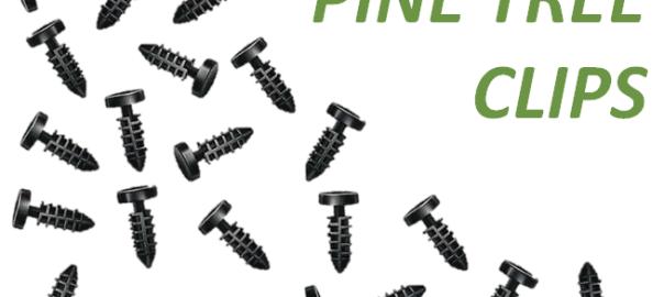 Pine Tree Clips