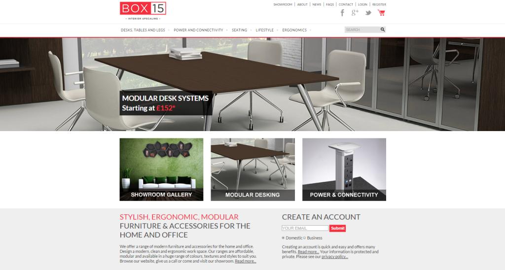 BOX15 Homepage