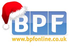 BPF Christmas orders