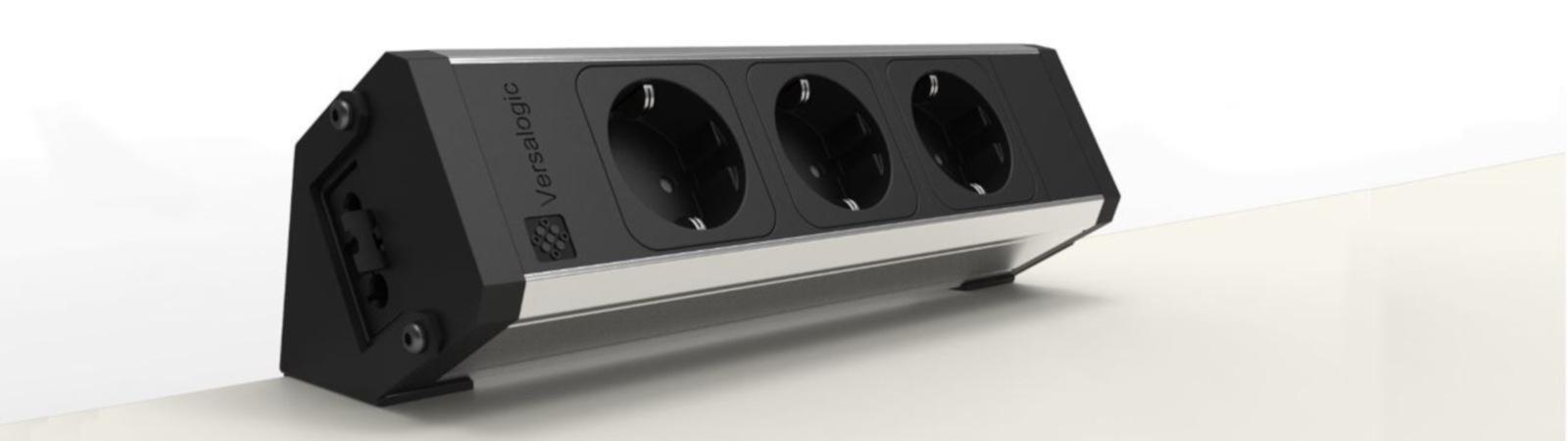 V-Desk mounted power module