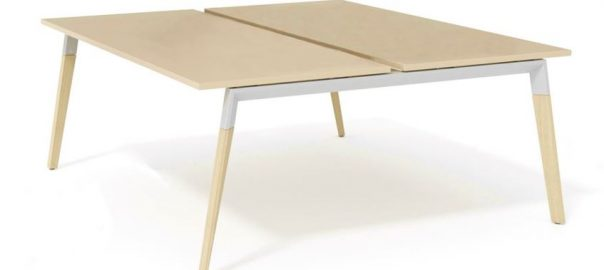 K73. Modular Desk.Wood Insert