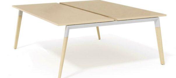 K73. Modular Desk.Wood Insert