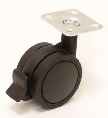 Top Plate Castor Wheel