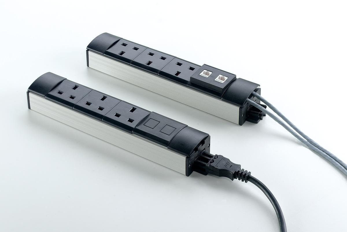 Under Desk Power Modules