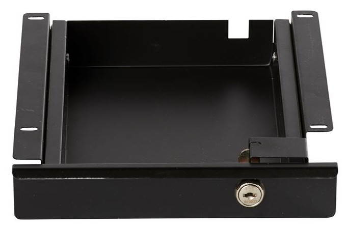 Lockable Under-Desk Pen Drawer | 220 x 250 x 45mm