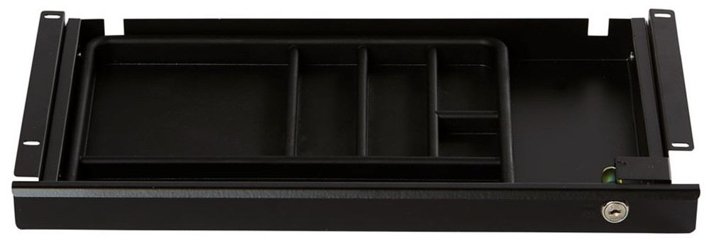 Lockable Under-Desk Pen Drawer | 500 x 250 x 45mm