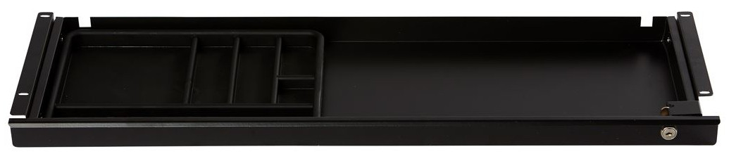Lockable Under-Desk Pen Drawer | 850 x 250 x 45mm