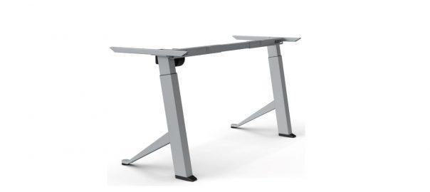 Mobile Standing Desk Frame