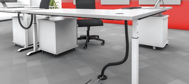 KABA 35. Cable Management